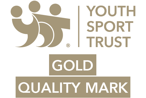 Youth Sport Trust - Gold Quality Mark